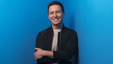 Comedian Rove McManus is performing an online-only stand-up set.