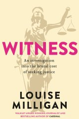 Witness is Milligan's second book.