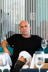 Restaurateur Maurice Terzini looks forward to welcoming diners back to Icebergs.