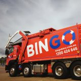 Ian Malouf is the second largest shareholder in Bingo Industries.