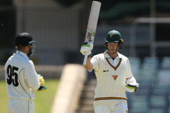 Time Paine celebrates his century.