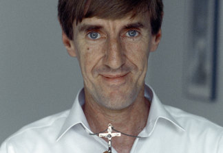 """Judge Sexton said convicted paedophile Michael Glennon, pictured in 1991, was in the rare """"evil"""" category of people she has come across."""