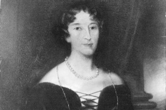 Elizabeth Macarthur.