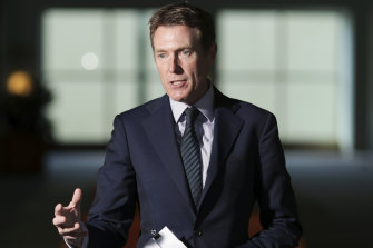 Attorney-General and Minister for Industrial Relations Christian Porter has struck a deal with the unions to change workers conditions while they receive JobKeeper.