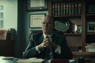 Michael Keaton in Worth.