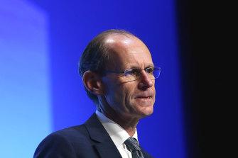 ANZ Bank chief Shayne Elliott.