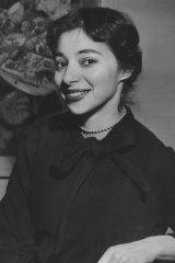 Mirka Mora, 1954.