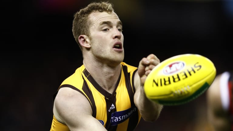 Best ball-winner in the competition: Tom Mitchell.