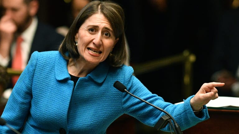 Gladys Berejiklian has instructed the Sydney Opera House to allow its sails to be lit up with colours, numbers and a trophy to promote next Saturday's Everest horse race.