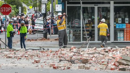 A week that has shaken Melbourne to its core