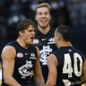 New coach, new Carlton as they win under David Teague
