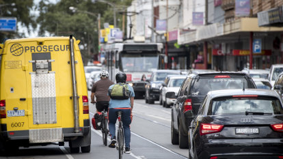 Study finds some drivers see cyclists as subhuman