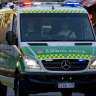 Teenage girl in hospital after being hit by car in Cottesloe