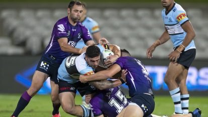 How Fifita talked Hamlin-Uele out of quitting the NRL