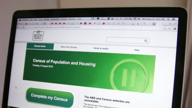 The 2016 census was hit by technical problems. The ABS is expecting more Australians to complete their census forms via the internet in 2021.