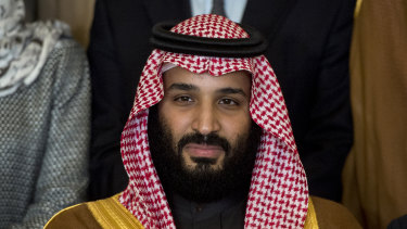 Saudi Arabia's crown prince Mohammed bin Salman had insisted the company was worth $US2 trillion. After four trading days, his dream has come true.