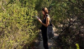 UTS landscape architecture graduate Zoe Halpin.