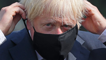 Prime Minister Boris Johnson was hospitalised in early April but returned to work later that month.