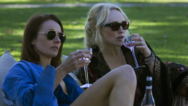 Rachael Blake and Susie Porter star in The Second.