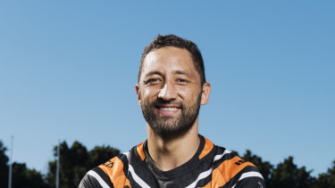 Benji Marshall is one of the NRL's biggest off-contract stars.