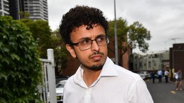 Arsalan Khawaja has had his bail revoked by a Parramatta magistrate.