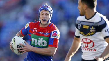 Kalyn Ponga needs to do his talking on the field.