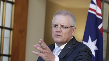 Prime Minister Scott Morrison is open to adjusting JobKeeper and JobSeeker payments.