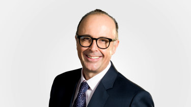 ABC radio boss Michael Mason.