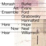 Monash Art Ensemble's album cover.