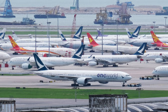 The pandemic has caused havoc for airlines around the world.