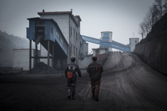 The central Chinese town of Liulin went from rags to riches on the back of its rich coal reserves – then plunged just as dramatically as China's steel making boom came to an end.