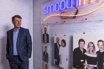 NOVA Entertainment's Paul Jackson charts the rise of Smooth FM.