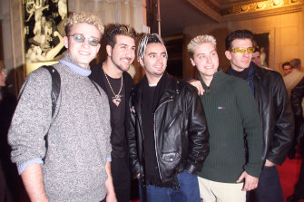 The 'NSync guys wore a lot of turtlenecks. If young male stars talked about having sex it was a cause for celebration.