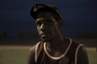 Aurukun resident Irwin Yunkaporta plans to move to Wagga Wagga to escape the ongoing unrest.