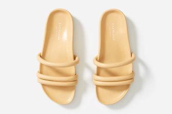 Everlane the form three-strap sandal, $77