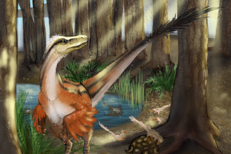 New dinosaur one of last raptor species: Dineobellator notohesperus found in New Mexico, US.