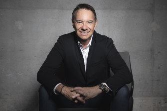 ITV Studios Australia chief executive David Mott.