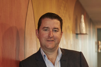 James Spenceley has seen the telecommunications market evolve over the last 20 years.
