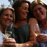 Forget schoolies, we're 'moolies': Mums let loose once Year 12 is done