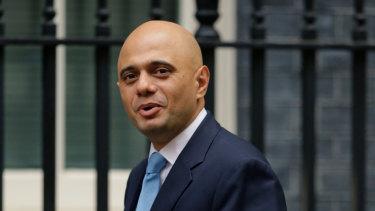 British Home Secretary Sajid Javid has vowed not to let Begum return home.