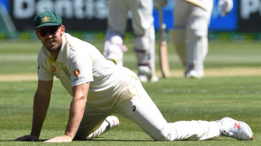 Mitchell Marsh is in contention for another Test recall.