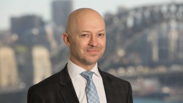 Andrew Roy, the new executive managing director, NSW at CBRE.