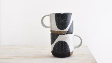 """Mugalicious Splotch"" Mug."