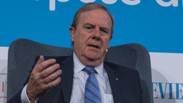 Peter Costello says the government's income tax cuts, which take effect in 2024, are unlikely to be believed by voters.
