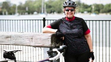 Brisbane mum Barbara Spooner has launched Birds on Bikes to cater to female bike riders.