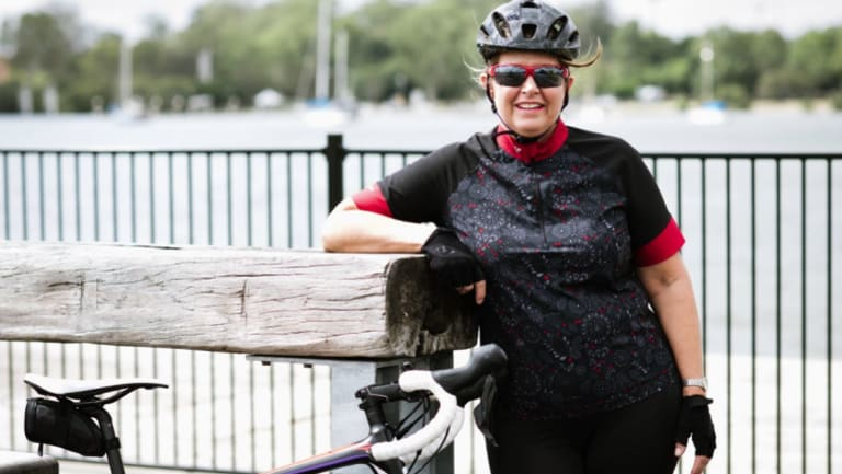 Brisbane mum Barbara Spooner has launched Birds on Bikes to cater to female bike riders.