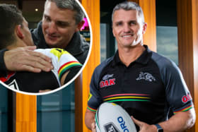 'Unfinished business': Why Cleary returned to Penrith