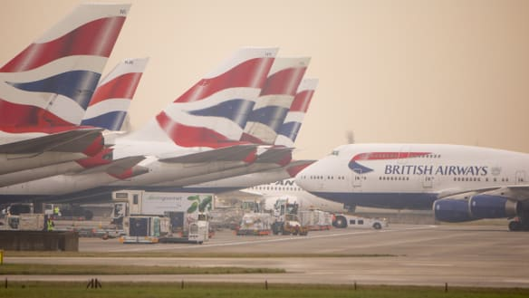 Military called to London Heathrow after drone sighting