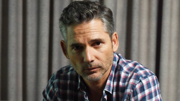 Eric Bana in Sydney promoting his new Netflix series Dirty John.
