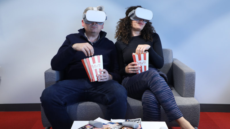 Oculus Go review: the first VR gadget you might actually buy